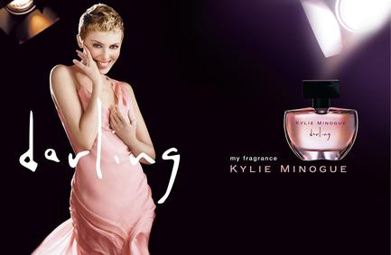 Постер Kylie Minogue Darling