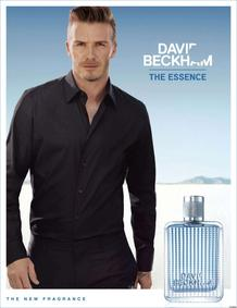 Постер David Beckham The Essence