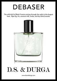 Постер D.S. & Durga Debaser