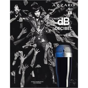 Постер Azzaro Decibel