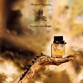 Постер M. Micallef Denis Durand Couture Le Parfum