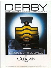 Постер Guerlain Derby