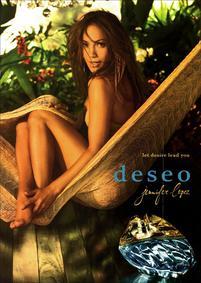 Постер Jennifer Lopez Deseo