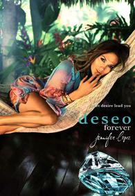 Постер Jennifer Lopez Deseo Forever