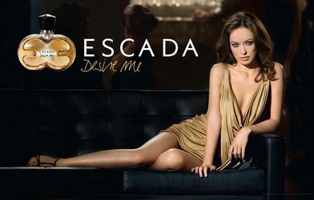 Постер Escada Desire Me
