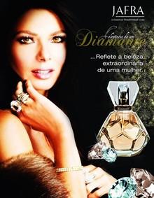 Постер JAFRA Diamonds