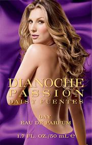Постер Daisy Fuentes Dianoche Passion