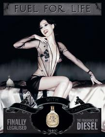 Постер Diesel Fuel for Life Femme