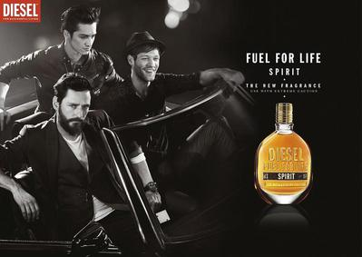 Постер Diesel Fuel for Life Spirit