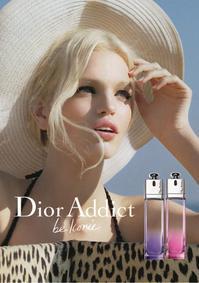 Постер Dior Addict Eau Fraîche (2012)
