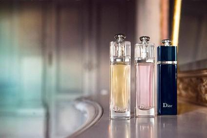 Постер Dior Addict Eau Fraiche 2014