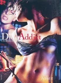 Постер Dior Addict