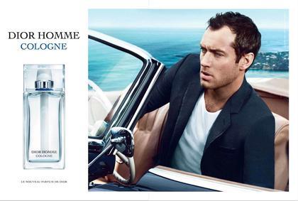 Постер Dior Homme Cologne 2013