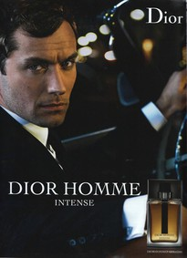 Постер Dior Homme Intense