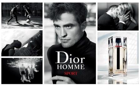 Постер Dior Homme Sport 2017