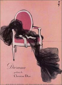 Постер Diorama