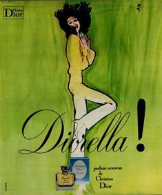 Постер Diorella
