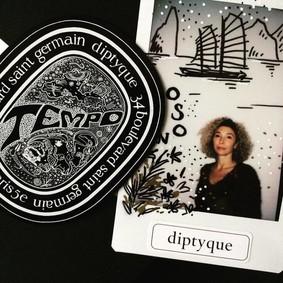 Постер Diptyque Tempo