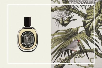 Постер Diptyque Vetyverio Eau De Parfum