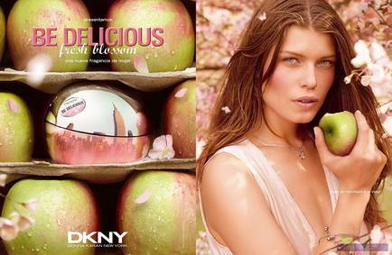 Постер Donna Karan DKNY Be Delicious Fresh Blossom