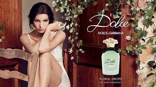 Постер Dolce&Gabbana Dolce Floral Drops