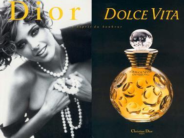 Постер Dior Dolce Vita