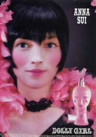 Постер Anna Sui Dolly Girl