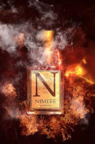 Постер Nimere Parfums Dragon Blood (Cuir Vermillion)
