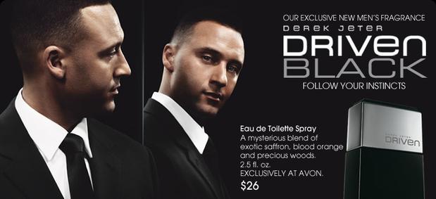 Постер Avon Driven Black