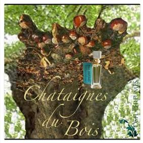 Постер DSH Perfumes Chataignes Du Bois (Holiday No. 17)
