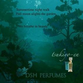 Постер DSH Perfumes Tsukiyo-En