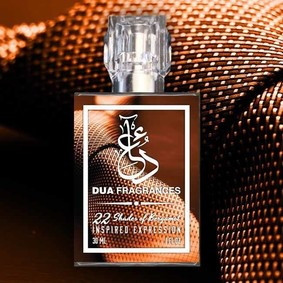 Постер Dua Fragrances 22 Shades Of Bergamot