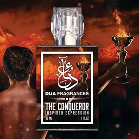 Постер Dua Fragrances The Conqueror