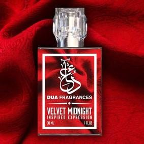 Постер Dua Fragrances Velvet Midnight