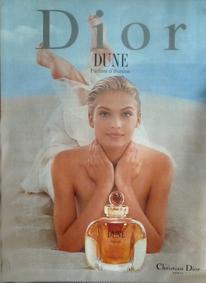 Постер Dior Dune 1991