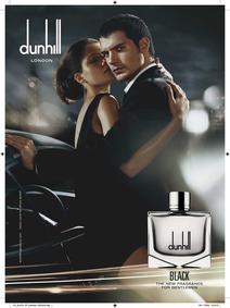 Постер Alfred Dunhill Dunhill Black