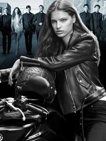 Постер Versace Dylan Blue Pour Femme