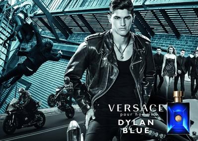 Постер Versace Dylan Blue
