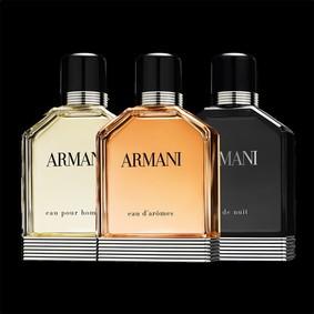 Постер Armani Eau d'Aromes