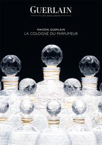 Постер Guerlain Eau de Fleurs de Cédrat