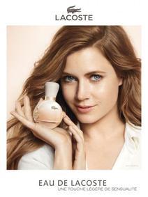 Постер Eau de Lacoste Femme