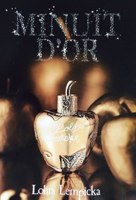 Постер Lolita Lempicka Eau De Minuit Midnight 2015