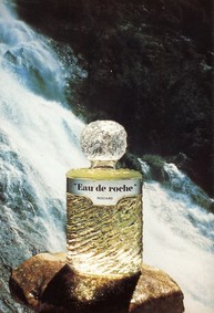 Постер Rochas Eau De Roche