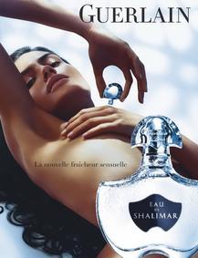 Постер Guerlain Eau de Shalimar