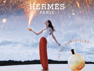 Постер Hermes Eau Des Merveilles