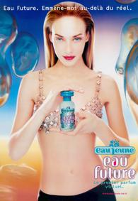 Постер Eau Jeune Eau Future