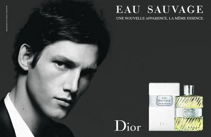 Постер Dior Eau Sauvage