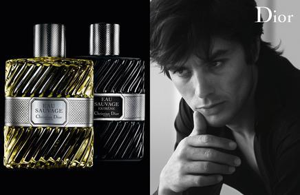 Постер Dior Eau Sauvage Parfum