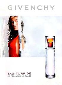 Постер Givenchy Eau Torride