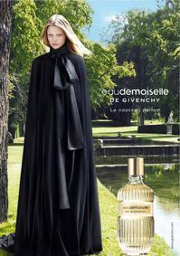 Постер Eaudemoiselle de Givenchy